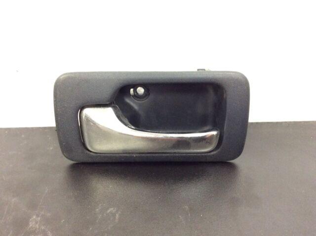 90-93 Accord Blue Inside Inner Door Handle Right Passenger Side w//Chrome Lever