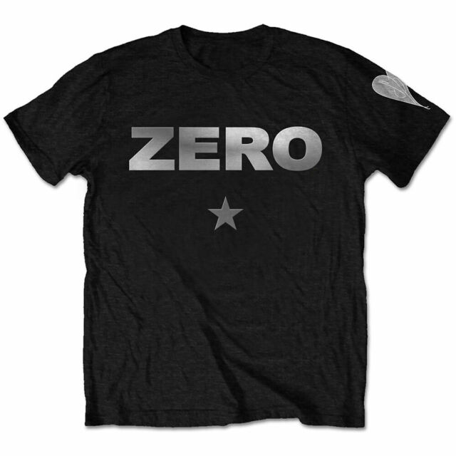 100/% Baumwolle Baby t-Shirt Punk rockLaMAGLIERIA Jersey Shirt f/ür Babys The Smashing Pumpkins Red Star Script Logo