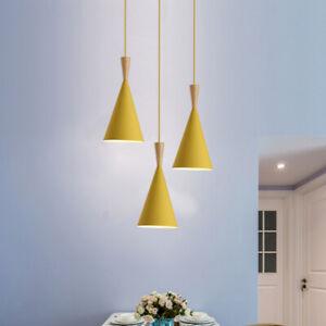 Wood-Pendant-Light-Bar-Lamp-Kitchen-Pendant-Lighting-Home-Yellow-Ceiling-Lights