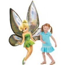 Disney Fairies Tinkerbell Birthday Party Giant Gliding Balloon  31x66 in