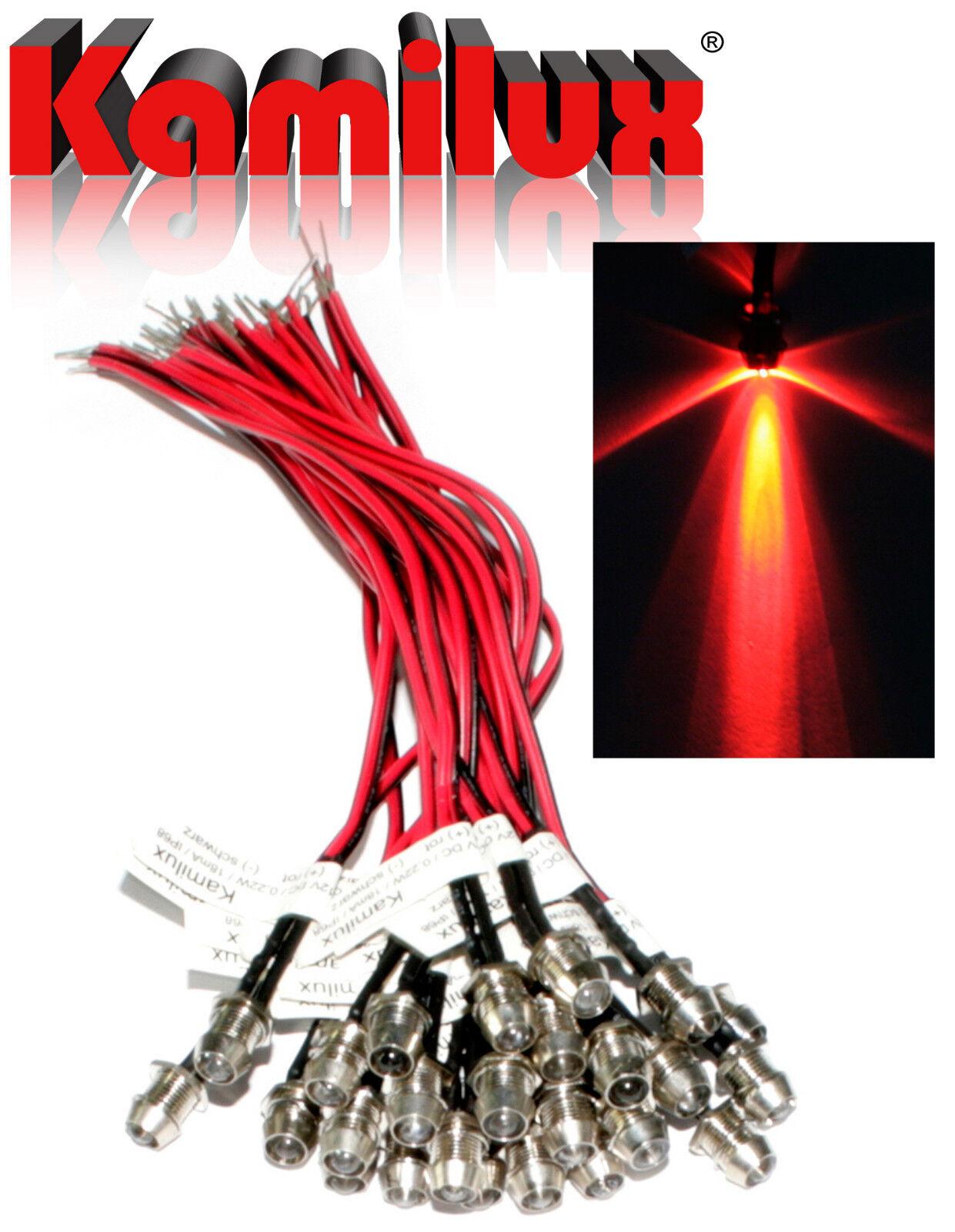 Dimmbare 12 voltios de de voltios acero inoxidable luz LED de puntos ip68 las estrellas juegos de accesorios incl. 6654b4