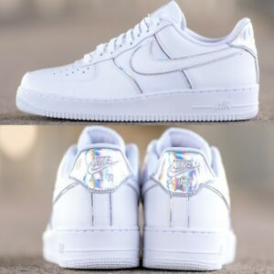 Nike-Air-Force-1-Lv8-4-Y2K-Low-Sneakers-Men-039-s-Lifestyle-Comfy-Shoes-White