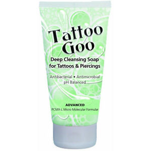 Deep Cleansing Soap for Tattoos & Piercings 2oz - New Formula By Tattoo Goo Biotherm by BIOTHERM - Aquasource 48H Continuous Release Hydration Gel (Normal/Combination Skin) --50ml/1.69oz - WOMEN