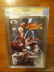 Street-Fighter-1-Cover-A-Joe-Madureira-Image-Comics-9-6-Signed-By-5-Artists