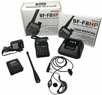 Baofeng BF-F8HP Two Way Radio 2 Way Radios