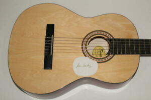 DON-HENLEY-SIGNED-AUTOGRAPH-FENDER-BRAND-ACOUSTIC-GUITAR-EAGLES-HOTEL-C-ID-6407