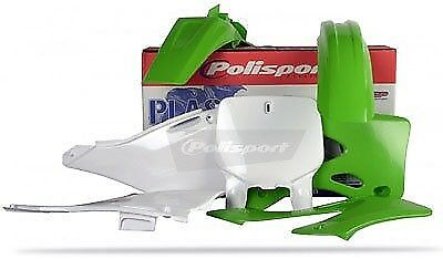 Plastic Kit Polisport Color 90089 for Kawasaki KX125 1999-2002 KX250