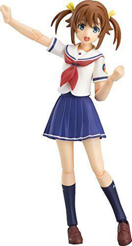 Figma 339 Lycée Flotte Akeno Misaki Figurine Articulée Max Factory Nouveau Japon