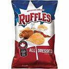 Ruffles All Dressed Ridged Potato Chips 8.5 Ounce