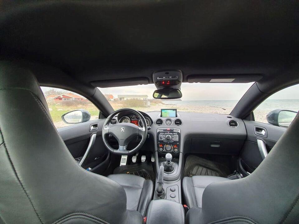 Peugeot RCZ, 1,6 THP 200, Benzin