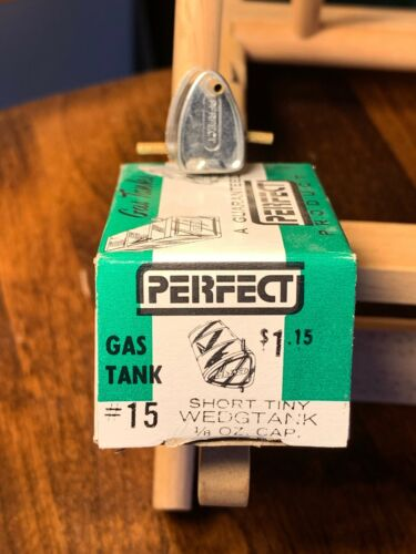Wedgtank RC Airplane Capacity 1 Perfect Gas Tank #15 1//8 oz