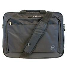 "NEW Dell Professional Black Nylon Laptop Bag 16"" with Shoulder Strap - DPN0"