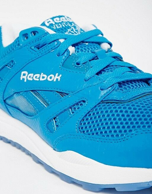 Reebok Ventilator sneaker ICE Neu Gr:45 turnschuhe sneaker Ventilator freizeit M46948 energy Blau 194274