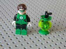 Lego Super Heros - Green Lantern Minifigure with Lantern -  New Condition !!