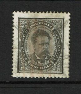 Portugal-SC-62a-Used-mixed-condition-small-side-tear-see-notes-S7784