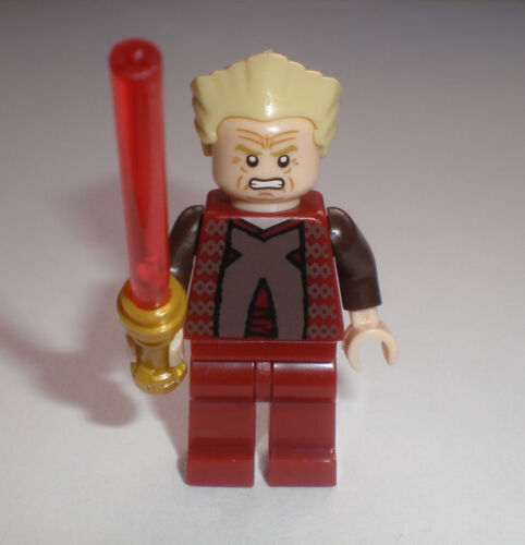 Canciller Palpatine Minifigura Lego Star Wars Revenge of the Sith Nuevo