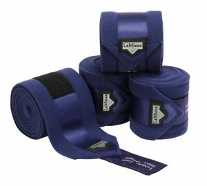 p-LeMieux-LOIRE-Fleece-POLO-BANDAGES-Wraps-Dressage-Stable-Exercise-WINTER-2020