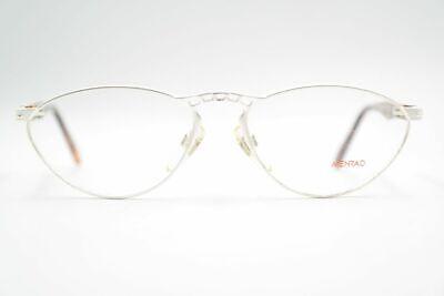 Ben Informato Menrad Vintage 1448-100 55 [] 16 Argento 130 Marrone Ovale Occhiali Eyeglasses Nos-mostra Il Titolo Originale