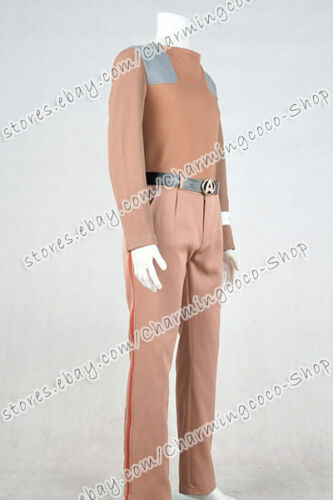 The Final Frontier Cosplay Spock Costume For Star Trek Cosplay Cool Star Trek V