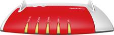 Artikelbild FRITZ!Box 7490 Rot-Silber AVM Modem Router TK DECT VDSL ADSL ISDN Analog DSL