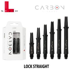 L-STYLE-DART-SHAFT-STEM-Straight-Carbon-Locked-Shaft-L-Shaft-FREE-SHIPPING