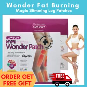 NEW-Slimming-Leg-Patch-Fat-Burner-Wonder-Lower-Body-Weight-Loss-Abdomen-Detox