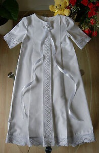 Details Zu Taufkleid Baby Taufkleider Taufe Jungemädchen Gr56 62 68 74 80 86