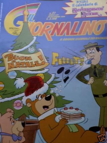 Pagot Il Giornalino 51 1994 Lazarillo de Tormes T