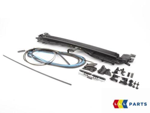 NUOVO Originale Mercedes MB CLASSE A B W169 W245 del tetto Vento Deflettore bozza kit di riparazione