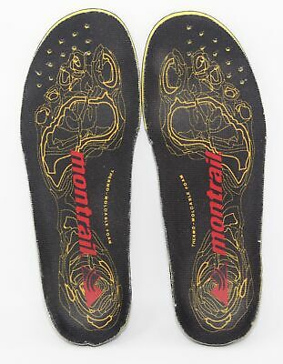 MONTRAIL Columbia Women/'s ENDURO-SOLES Heat Moldable INSOLES