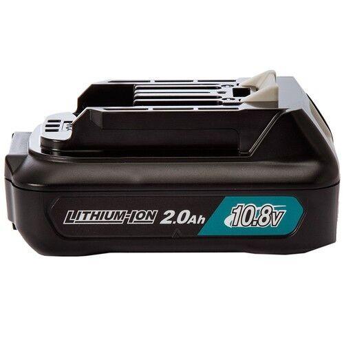 MAKITA Batterie 10.8v Ioni Di Litio 2.0ah BL1020B neu