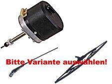 und Schraubadapter 20 Zoll Granit Wischerblatt Wischerblätter Bajonett- Haken