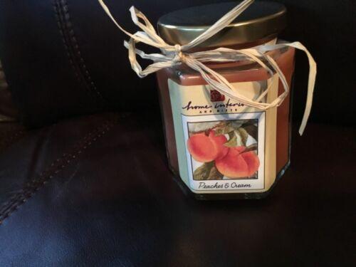 #68//2 Home Interior Jar Candle 7.5 oz YOUR CHOICE