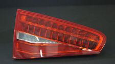 Audi A4 8K B8 Limo saloon USA Rückleuchte links Rückleuchten L rear LED light