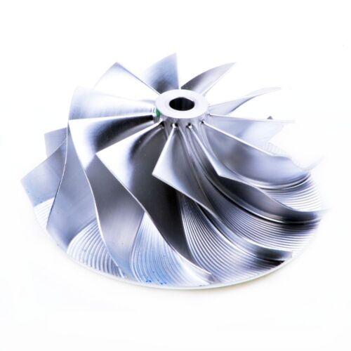 TRITDT Turbo Billet Compressor Wheel For Holset Racing HX40 67 // 89 mm 11+0