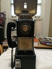 VINTAGE BELL SYSTEM AMERICAN ELECTRIC COMPANY 3 COIN PAY PHONE
