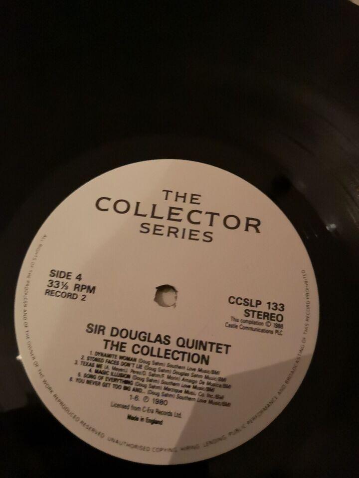 LP, Sir Douglas Quintet, The Collection