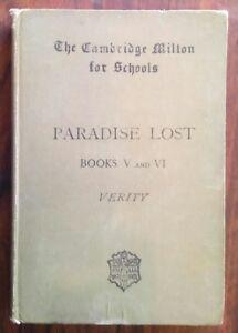 Paradise Lost  books V amp VI - Bedford, United Kingdom - Paradise Lost  books V amp VI - Bedford, United Kingdom