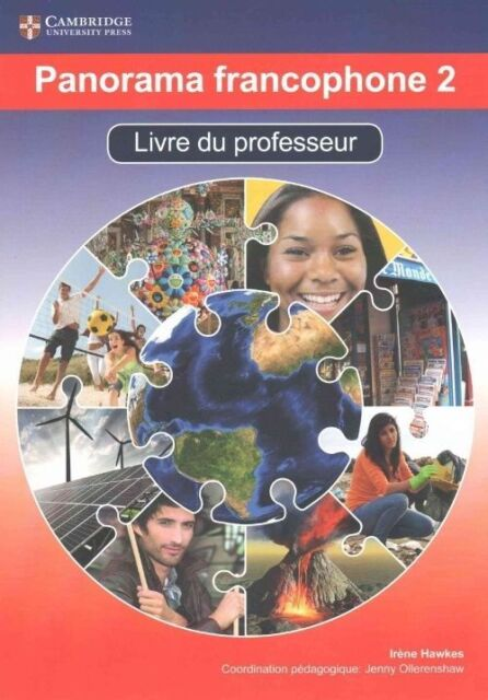 IB Diploma. Panorama francophone 2 Livre du Professeur with CD-ROM by Hawkes, Ir
