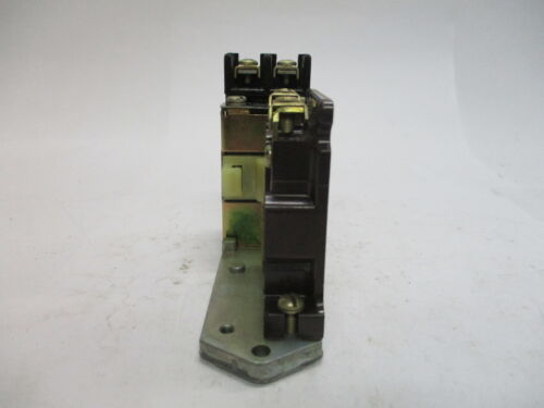 Clark// A.O Smith TB-139-10 Bulletin 7305 Type PMS Slim Jim Relay 600VAC 24V 5SW