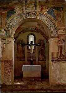 Religion-Motiv-Postkarte-Triumphbogen-Kirche-in-Stainach-Puergg-Steiermark-color