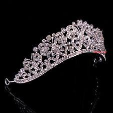 Schöne 5 Schmetterling Hochzeit Braut Haarschmuck Haarreif Krone Diademe Tiara