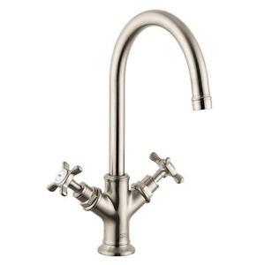 Hansgrohe 16502821 Axor Montreux Single Hole 2 Handle Bathroom