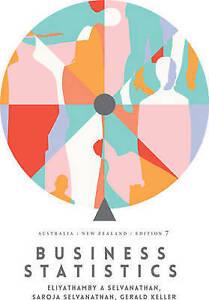 Business-Statistics-Australia-New-Zealand-7th-Edition-Like-NEW