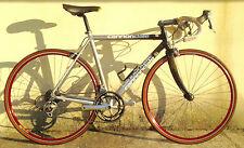 Bici corsa alluminio/carbonio Cannondale Shimano 105 road bike aluminium/carbon