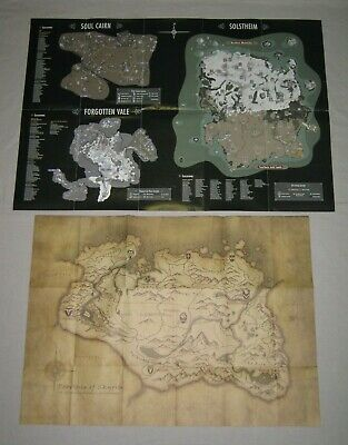 2 x Skyrim Maps - Posters - Elder Scrolls - Cloth - Limited Edition Skyrim Cloth Map on skyrim hermaeus mora, nirn complete map, skyrim all locations discovered, zelda cloth map, skyrim changing character, dark souls cloth map, elder scrolls online cloth map, skyrim ancient shrouded armor, skyrim elder scroll dragon location, skyrim cloth items, elder scrolls full map, skyrim game, skyrim how do i change in bedroom, skyrim cloth armor,