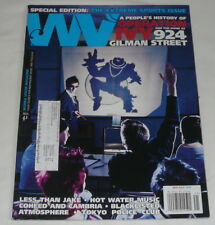 WONKAVISION #41 ~ OPERATION IVY, Less Than Jake, Coheed And Cambria, Blacklisted