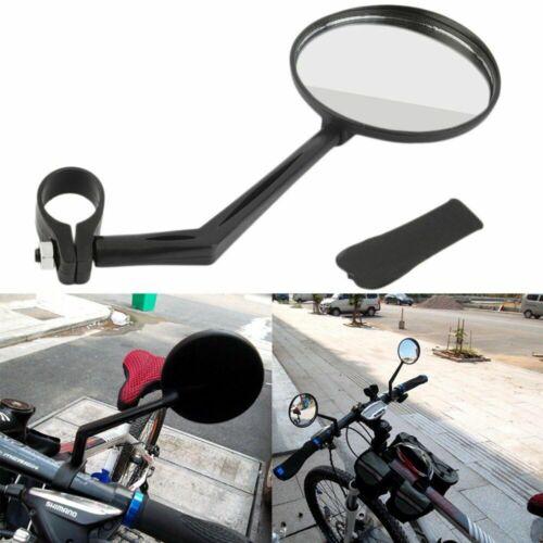 360 Degree Flexible Bike Handlebar Rearview Vision Mirror Bicycle Rear Mirror