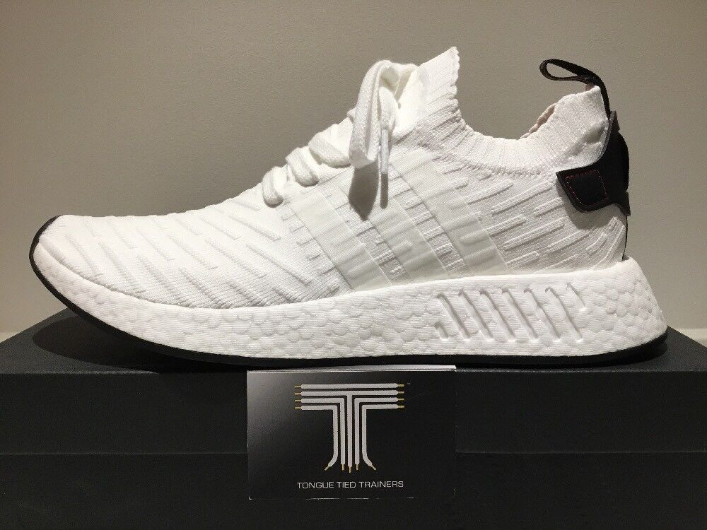 Adidas NMD R2 PK ~ BY3015 ~ Taille UK 12