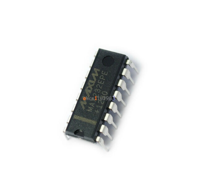 100PCS MAX232EPE MAX232 DIP-16 MAXIM CHIP IC